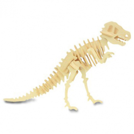 Woodcraft Construction Kit - Large Tyrannosaurus