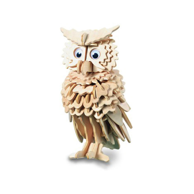 Woodcraft Construction Kit - Owl