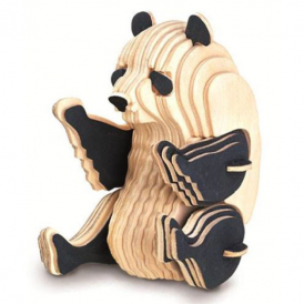 Woodcraft Construction Kit - Panda