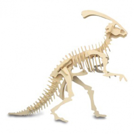 Woodcraft Construction Kit - Parasaurolophus