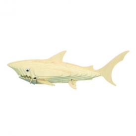 Woodcraft Construction Kit - Shark