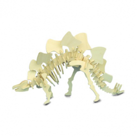 Woodcraft Construction Kit - Stegosaurus