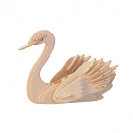 Woodcraft Construction Kit - Swan