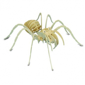 Woodcraft Construction Kit - Tarantula