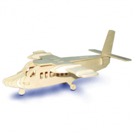 Woodcraft Construction Kit - Twin Otter