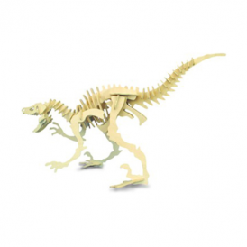 Woodcraft Construction Kit - Velociraptor